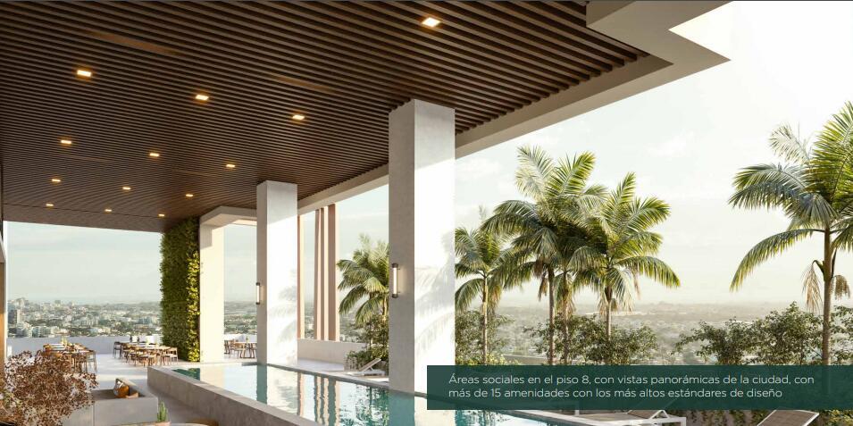Apartamento Santo Domingo>Distrito Nacional>Urbanizacion Fernandez - Venta:139.990 Dolares - codigo: 21-3032