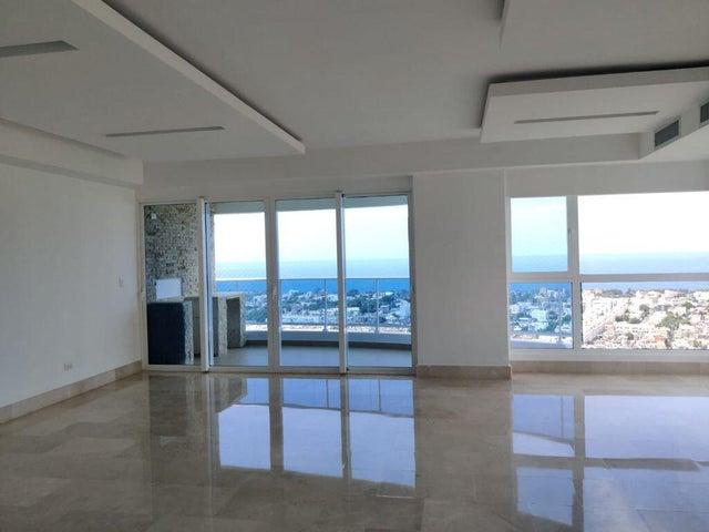 Apartamento Santo Domingo>Distrito Nacional>Los Cacicazgos - Alquiler:2.500 Dolares - codigo: 21-3059