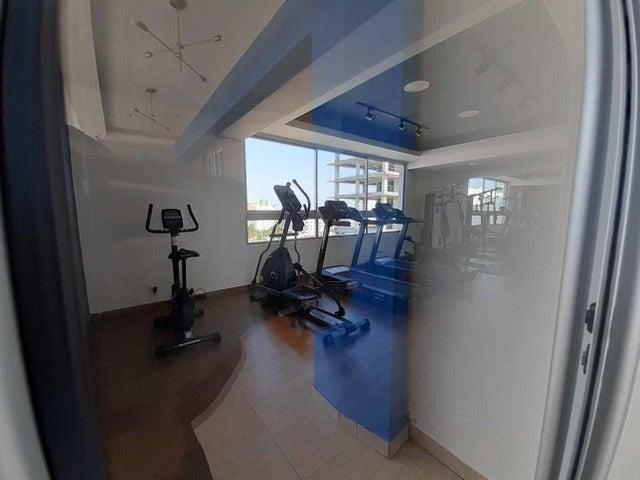 Apartamento Santo Domingo>Distrito Nacional>Naco - Alquiler:1.200 Dolares - codigo: 21-3075