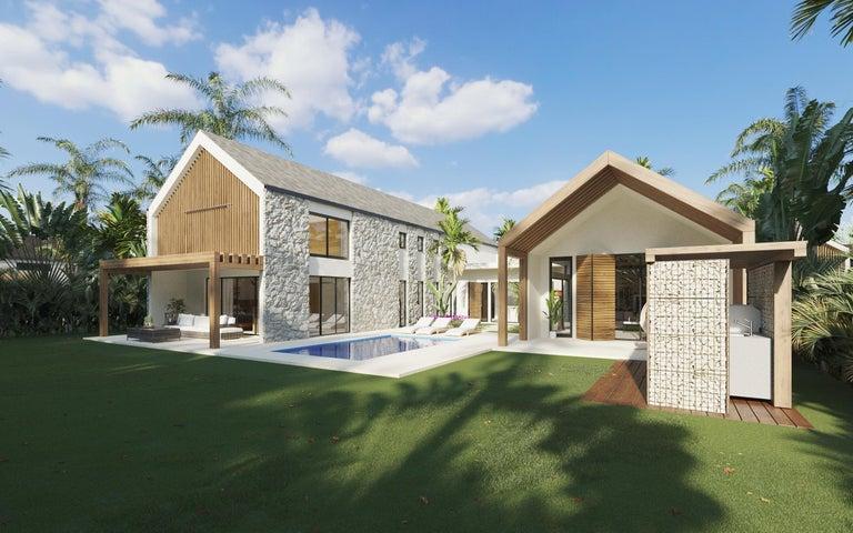 Casa La Altagracia>Punta Cana>Punta Cana - Venta:498.000 Dolares - codigo: 21-3087