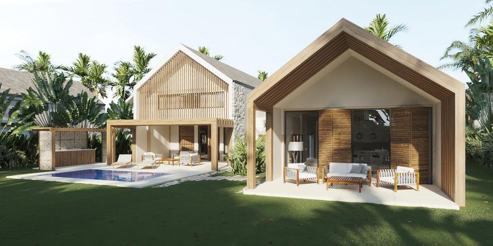 Casa La Altagracia>Punta Cana>Punta Cana - Venta:511.000 Dolares - codigo: 21-3088