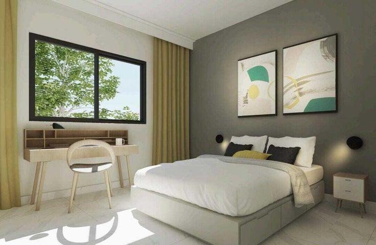 Apartamento Santo Domingo>Distrito Nacional>Bella Vista - Venta:138.000 Dolares - codigo: 21-3093