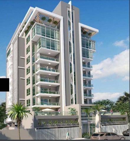 Apartamento Santo Domingo>Santo domingo Este>Alma Rosa I - Venta:202.535 Dolares - codigo: 21-3104