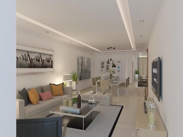 Apartamento Santo Domingo>Santo domingo Este>Alma Rosa I - Venta:240.000 Dolares - codigo: 21-3105