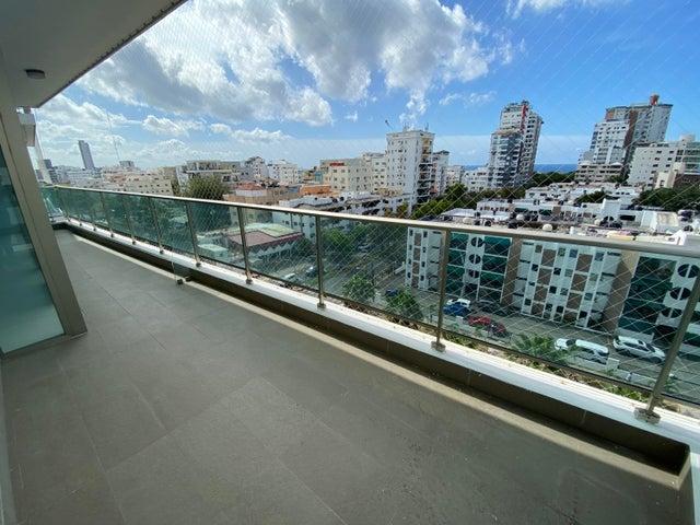 Apartamento Santo Domingo>Distrito Nacional>Los Cacicazgos - Alquiler:1.800 Dolares - codigo: 21-3110
