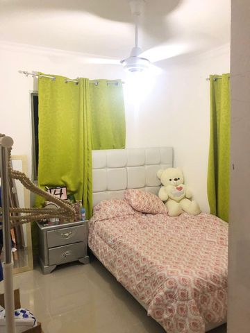 Apartamento Santo Domingo>Distrito Nacional>Los Restauradores - Venta:3.800.000 Pesos - codigo: 21-3109