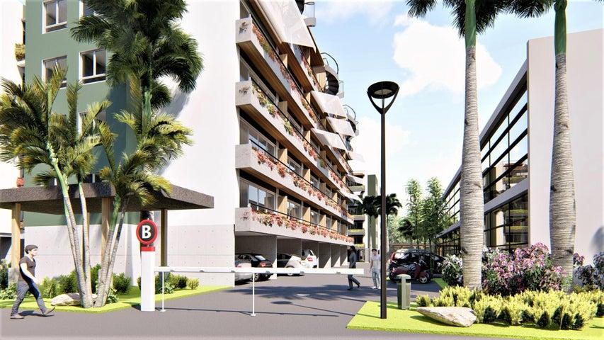 Apartamento La Altagracia>Punta Cana>Bavaro - Venta:39.500 Dolares - codigo: 21-3127