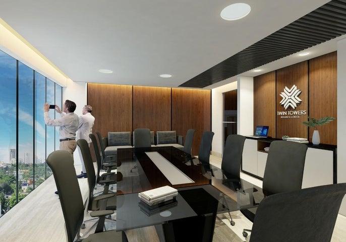 Oficina Santo Domingo>Distrito Nacional>Piantini - Venta:259.875 Dolares - codigo: 21-3131