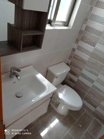 Apartamento Santo Domingo>Distrito Nacional>El Cacique - Venta:120.826 Dolares - codigo: 21-3144