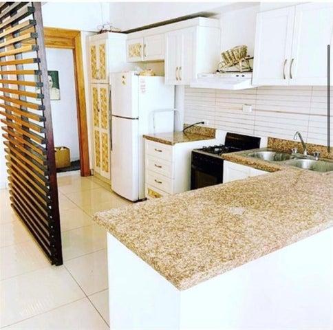 Apartamento Santo Domingo>Distrito Nacional>El Millon - Venta:6.800.000 Pesos - codigo: 21-2550