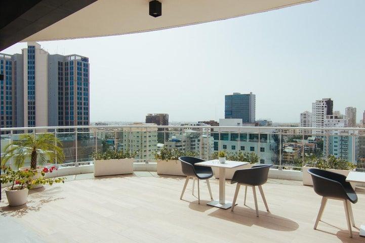 Apartamento Santo Domingo>Distrito Nacional>Piantini - Alquiler:1.250 Dolares - codigo: 21-3162
