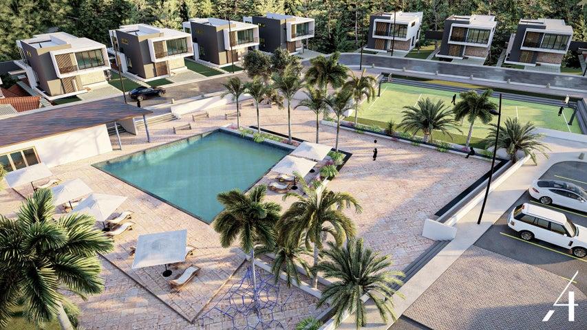 Casa La Altagracia>Punta Cana>Punta Cana - Venta:175.000 Dolares - codigo: 21-3195