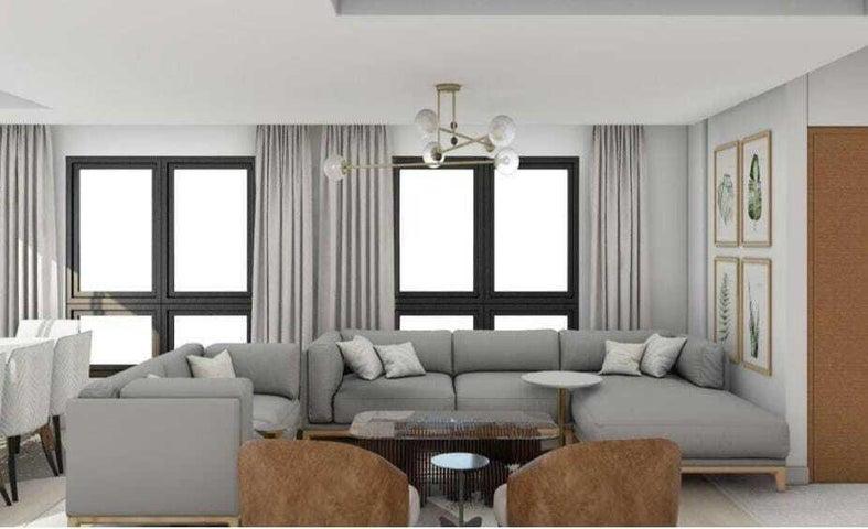 Apartamento Santo Domingo>Distrito Nacional>El Cacique - Venta:106.000 Dolares - codigo: 21-3207