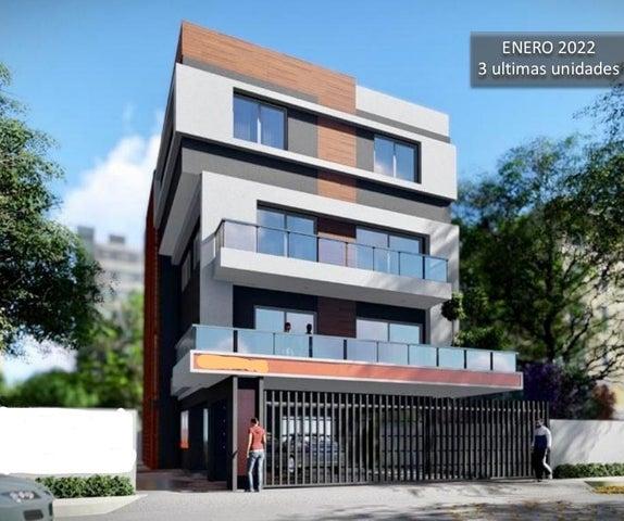 Apartamento Santo Domingo>Distrito Nacional>El Cacique - Venta:102.000 Dolares - codigo: 21-3208