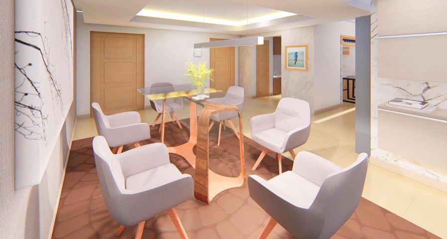 Apartamento Santo Domingo>Santo Domingo Oeste>Zona Industrial de Herrera - Venta:92.000 Dolares - codigo: 21-3218