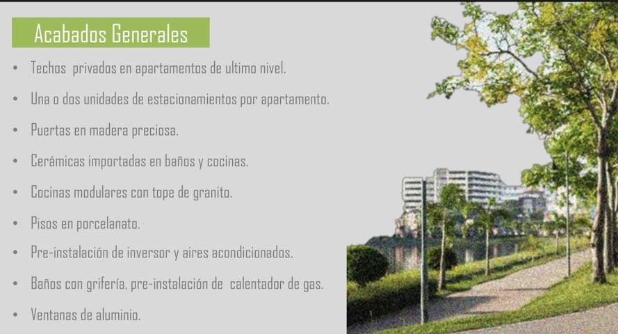 Apartamento Santo Domingo>Santo Domingo Oeste>Zona Industrial de Herrera - Venta:127.000 Dolares - codigo: 21-3219