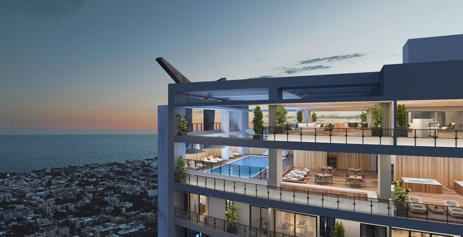 Apartamento Santo Domingo>Distrito Nacional>Los Cacicazgos - Venta:223.600 Dolares - codigo: 21-3233