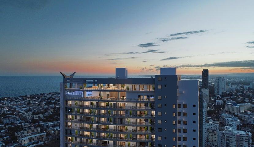 Apartamento Santo Domingo>Distrito Nacional>Los Cacicazgos - Venta:242.600 Dolares - codigo: 21-3234
