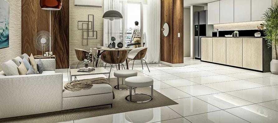 Apartamento Santo Domingo>Distrito Nacional>Evaristo Morales - Venta:105.000 Dolares - codigo: 21-3242