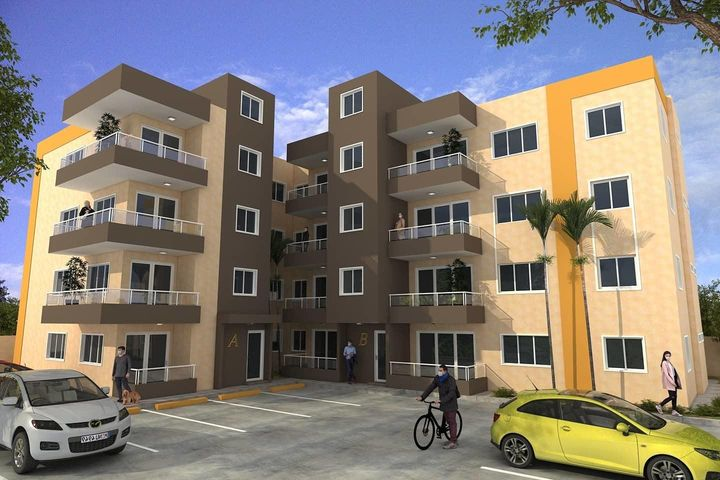 Apartamento Santo Domingo>Santo domingo Este>Tropical del Este - Venta:4.205.000 Pesos - codigo: 21-3270