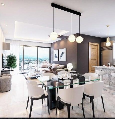 Apartamento Santo Domingo>Distrito Nacional>Naco - Venta:227.000 Dolares - codigo: 21-2805