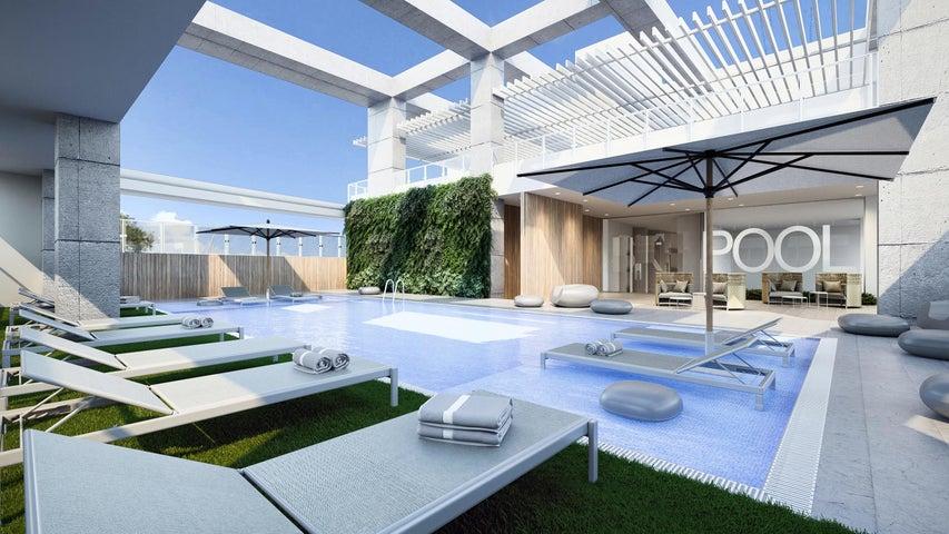 Apartamento Santo Domingo>Distrito Nacional>Los Cacicazgos - Venta:191.680 Dolares - codigo: 21-3236