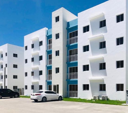 Apartamento La Altagracia>Punta Cana>Veron-Punta Cana - Venta:59.000 Dolares - codigo: 21-3321