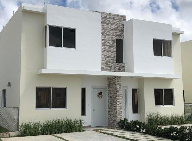 Casa La Altagracia>Punta Cana>Veron-Punta Cana - Venta:65.000 Dolares - codigo: 21-3324