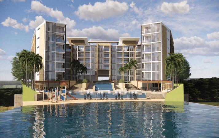 Apartamento La Altagracia>Punta Cana>Cap Cana - Venta:261.475 Dolares - codigo: 21-3254