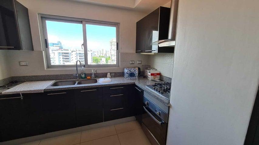 Apartamento Santo Domingo>Distrito Nacional>Piantini - Alquiler:1.200 Dolares - codigo: 22-8