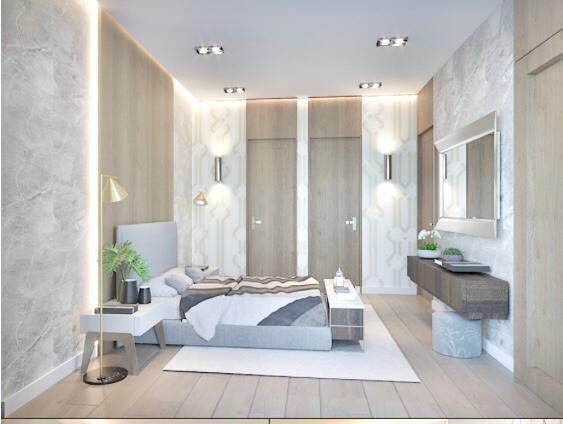 Apartamento Santo Domingo>Distrito Nacional>Piantini - Venta:299.000 Dolares - codigo: 22-35