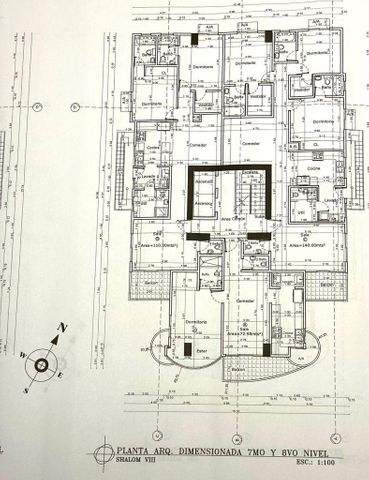 Apartamento Santo Domingo>Distrito Nacional>Piantini - Venta:245.000 Dolares - codigo: 22-43