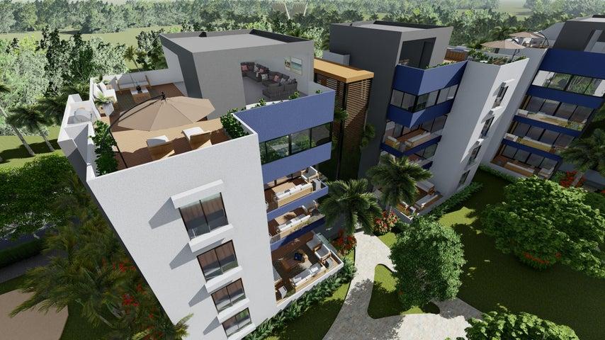 Apartamento La Altagracia>Punta Cana>Punta Cana - Venta:96.011 Dolares - codigo: 22-89