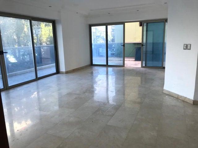 Apartamento Santo Domingo>Distrito Nacional>Naco - Alquiler:1.800 Dolares - codigo: 22-101
