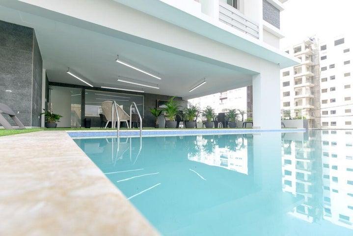 Apartamento Santo Domingo>Distrito Nacional>Evaristo Morales - Venta:237.356 Dolares - codigo: 21-3013