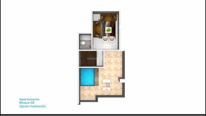 Apartamento Santo Domingo>Distrito Nacional>Naco - Venta:225.800 Dolares - codigo: 22-181