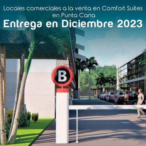 Local Comercial La Altagracia>Punta Cana>Veron-Punta Cana - Venta:90.105 Dolares - codigo: 22-199