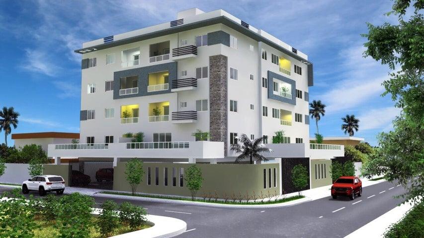 Apartamento Santo Domingo>Distrito Nacional>Urbanizacion Tropical - Venta:140.000 Dolares - codigo: 22-217