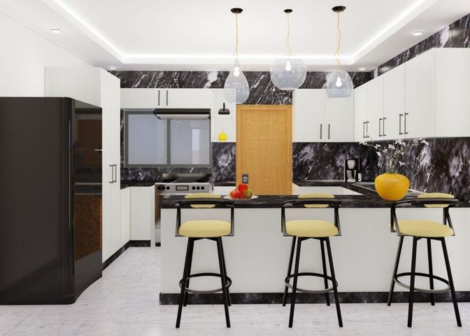 Apartamento San Francisco de Macoris>San Francisco de Macoris>Urbanizacion Neftali - Venta:123.000 Dolares - codigo: 22-239