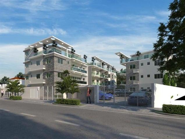Apartamento San Francisco de Macoris>San Francisco de Macoris>Urbanizacion Neftali - Venta:120.000 Dolares - codigo: 22-244