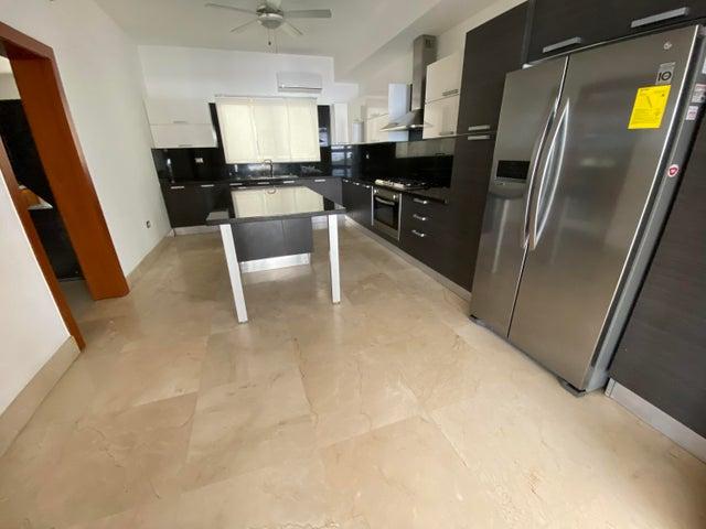 Apartamento Santo Domingo>Distrito Nacional>Los Cacicazgos - Alquiler:2.800 Dolares - codigo: 22-251