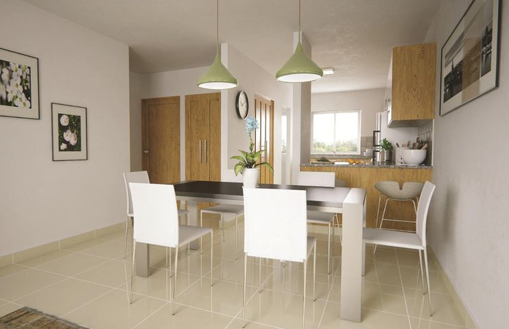 Apartamento Santo Domingo>Santo Domingo Norte>Villa Mella - Venta:3.080.000 Pesos - codigo: 22-256