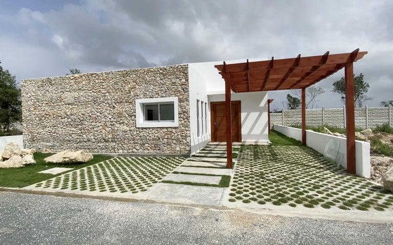 Casa La Altagracia>Punta Cana>Punta Cana - Venta:121.300 Dolares - codigo: 22-264