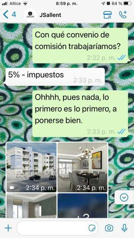 Apartamento Santo Domingo>Santo Domingo Norte>Cd Modelo Mirador Norte - Venta:67.800 Pesos - codigo: 22-267