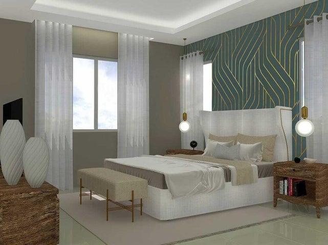 Apartamento Santo Domingo>Santo Domingo Norte>Cd Modelo Mirador Norte - Venta:67.800 Pesos - codigo: 22-268
