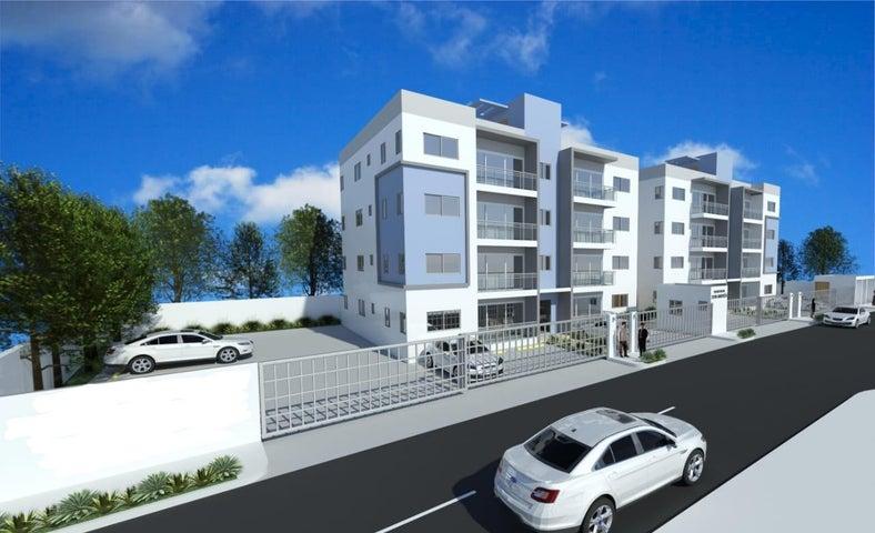 Apartamento Santo Domingo>Santo Domingo Norte>Cd Modelo Mirador Norte - Venta:72.000 Dolares - codigo: 22-270