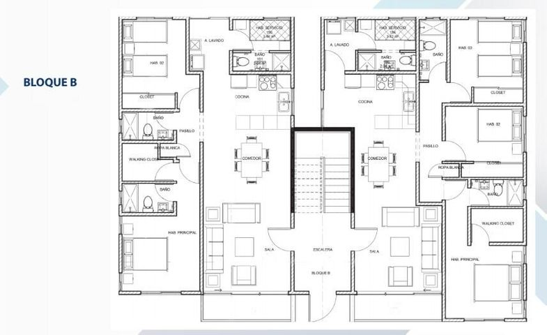 Apartamento Santo Domingo>Santo Domingo Norte>Cd Modelo Mirador Norte - Venta:70.000 Dolares - codigo: 22-273