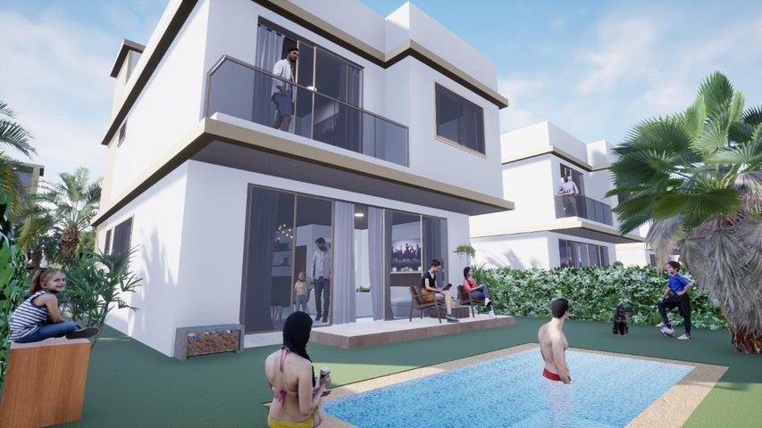 Casa La Altagracia>Punta Cana>Punta Cana - Venta:180.000 Dolares - codigo: 22-274