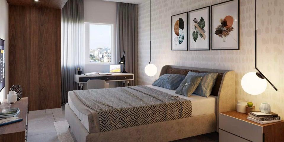 Apartamento Santo Domingo>Distrito Nacional>Zona Universitaria - Venta:225.000 Dolares - codigo: 22-278