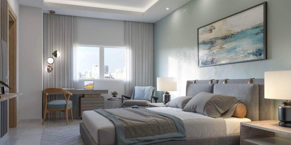 Apartamento Santo Domingo>Distrito Nacional>Zona Universitaria - Venta:162.000 Dolares - codigo: 22-282